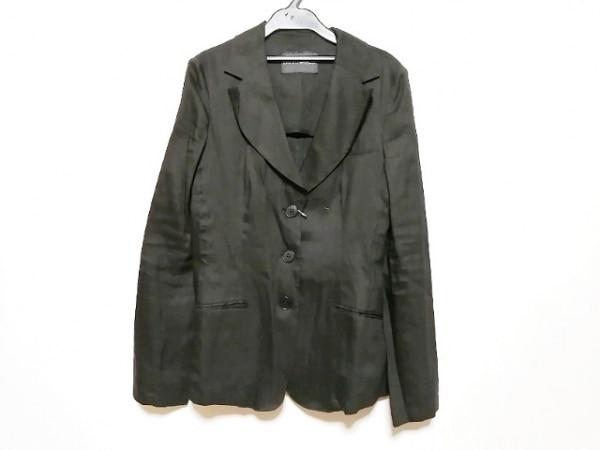 EMPORIOARMANI(エンポリオアルマーニ) ジャケット サイズ40 M レディース美品  黒