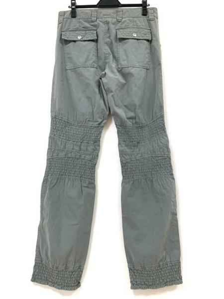 DOLCE&GABBANA(ドルチェアンドガッバーナ) パンツ サイズ48 M メンズ グレー