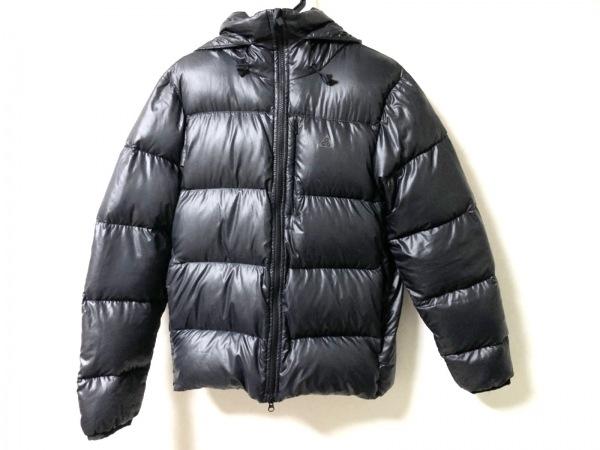 NIKE(ナイキ) ダウンジャケット サイズM メンズ 黒 冬物