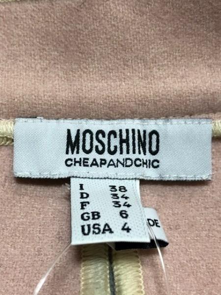モスキーノ チープ&シック スカート サイズ38 S レディース ストライプ