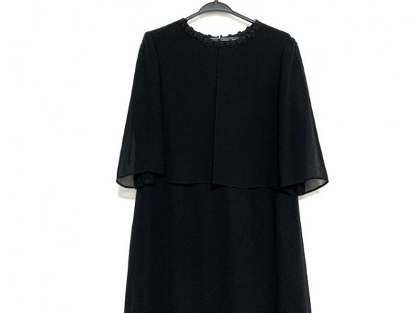 TOKYOIGIN(トウキョウイギン) ワンピース サイズ15AR L レディース美品  黒 肩パッド