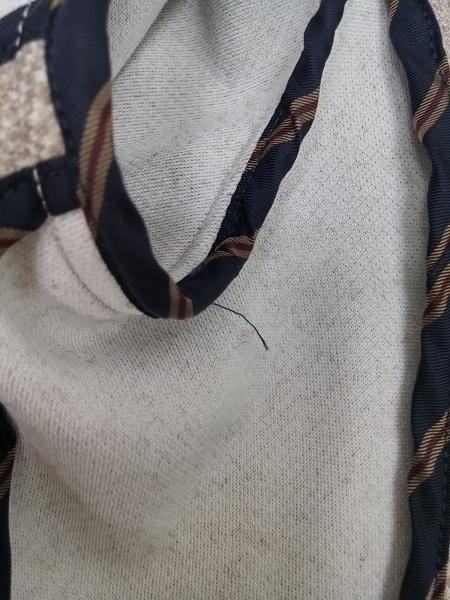ガリャルダガランテ ジャケット サイズF レディース美品  ダークブラウン