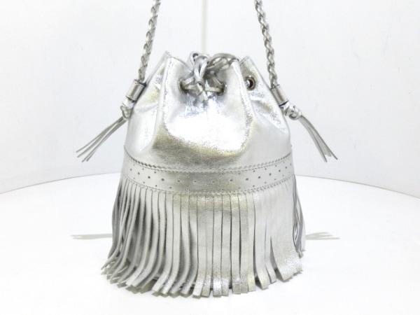 ジェイ&エムデヴィッドソン ハンドバッグ美品  カーニバルM ウィズスタッズ 1494N