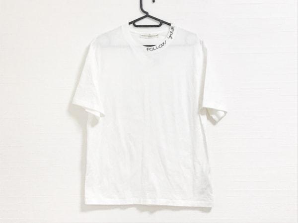GOLDEN GOOSE(ゴールデングース) 半袖Tシャツ サイズXS レディース美品  白
