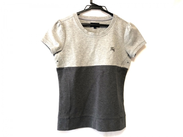 BURBERRYGOLF(バーバリーゴルフ) 半袖Tシャツ サイズ1 S レディース新品同様