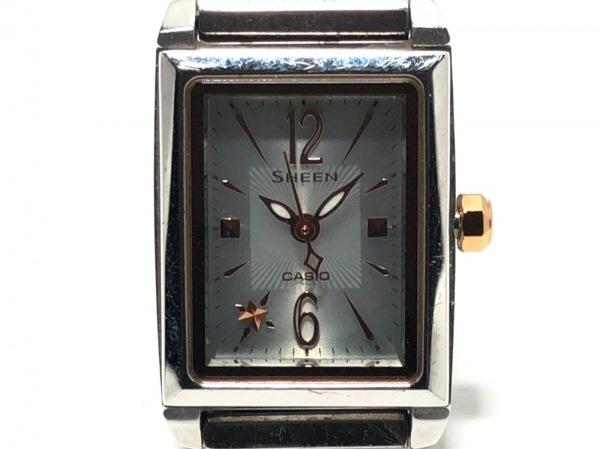 CASIO(カシオ) 腕時計 SHE-4503 レディース シルバー