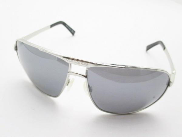 VonZipper(ボンジッパー) サングラス SKITCH 黒×シルバー プラスチック×金属素材