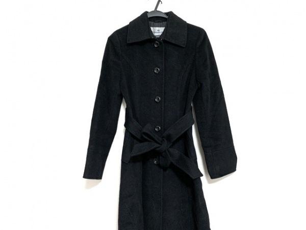 Viaggio Blu(ビアッジョブルー) コート サイズ1 S レディース美品  黒 冬物