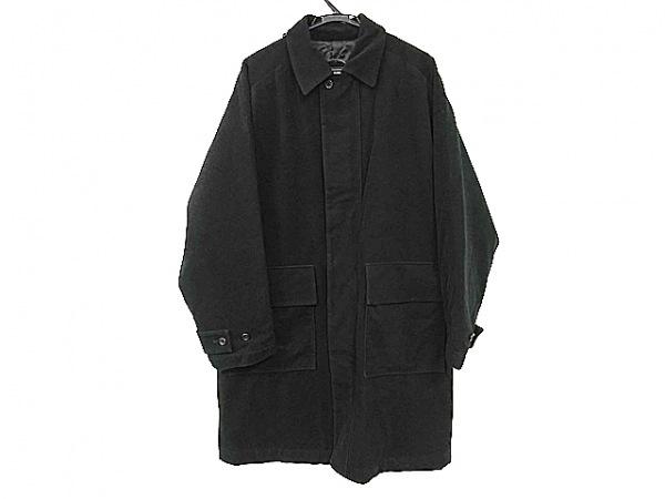 JOSEPHABBOUD(ジョセフアブード) コート サイズL メンズ美品  黒 冬物