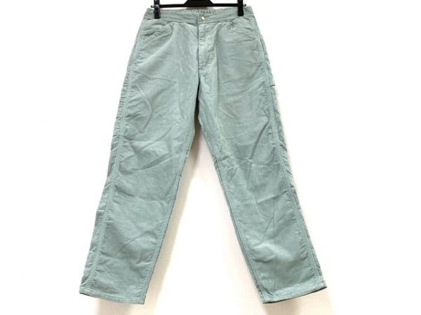 PHINGERIN(フィンガリン) パンツ サイズS メンズ ライトグリーン コーデュロイ/Lee