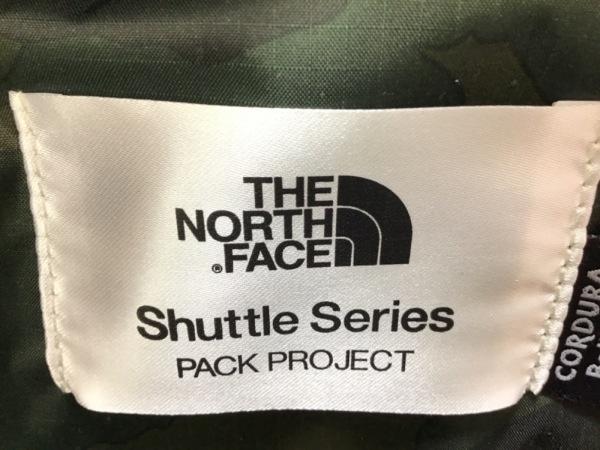THE NORTH FACE(ノースフェイス) リュックサック美品  ネイビー ナイロンキャンバス