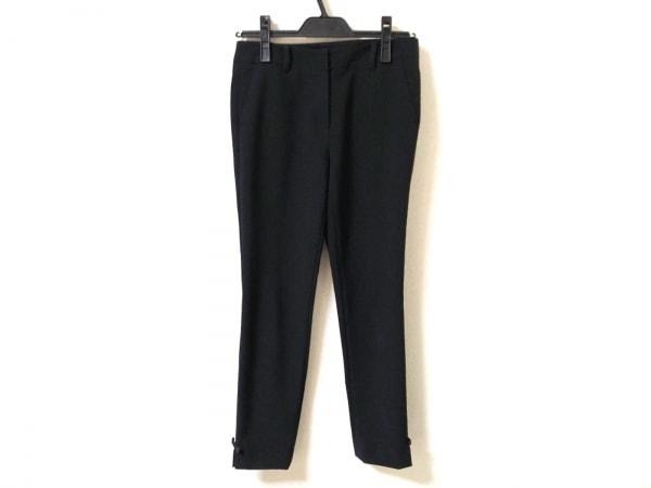 TO BE CHIC(トゥービーシック) パンツ サイズ36 S レディース 黒
