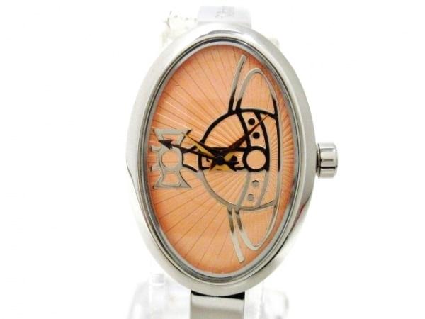 VivienneWestwood(ヴィヴィアン) 腕時計美品  レディース オレンジ