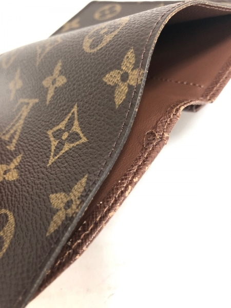 ルイヴィトン 2つ折り財布 モノグラム ポルト モネ・ビエ ヴィエノワ M61663
