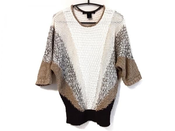 マークバイマークジェイコブス 七分袖セーター サイズXS レディース
