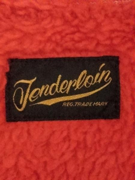 テンダーロイン ジャケット サイズM メンズ美品  ネイビー×レッド 裏ボア