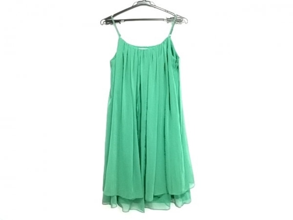 aimer(エメ) ドレス レディース美品  グリーン