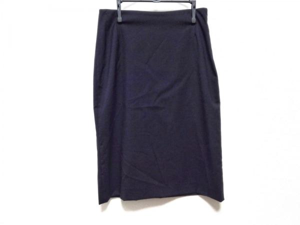 JILSANDER(ジルサンダー) スカート サイズ34 XS レディース美品  ダークネイビー