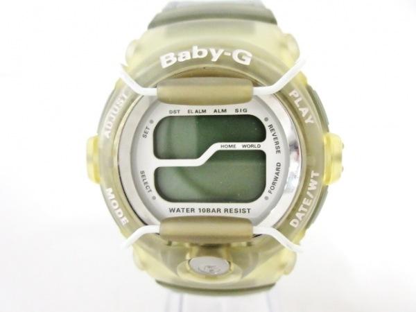 CASIO(カシオ) 腕時計美品  Baby-G BGT-100 レディース 白×グレー
