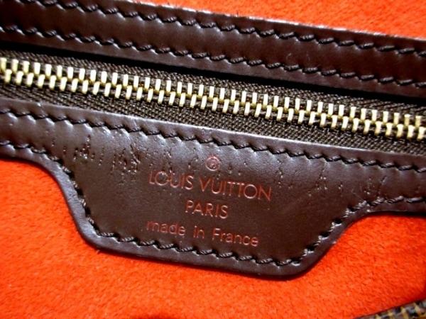 ルイヴィトン トートバッグ ダミエ ユゼス N51128 エベヌ ダミエキャンバス