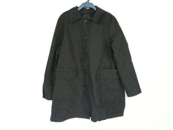 KEITH(キース) コート サイズ44 L レディース新品同様  黒 春・秋物