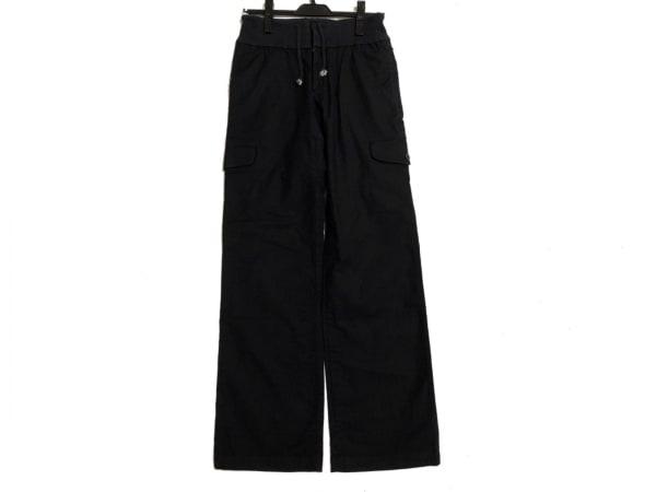 Y-3(ワイスリー) パンツ サイズXS メンズ美品  黒 adidas/ウエストゴム