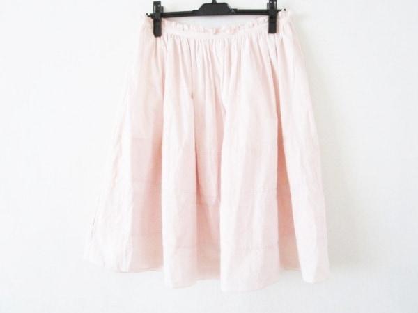 JILSANDER(ジルサンダー) スカート サイズ34 XS レディース ピンク
