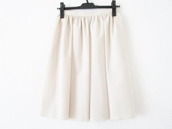 Rene(ルネ) スカート サイズ34 S レディース美品  ベージュ