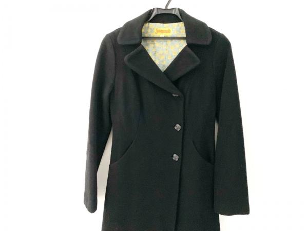 JOCOMOMOLA(ホコモモラ) コート サイズ40 XL レディース 黒
