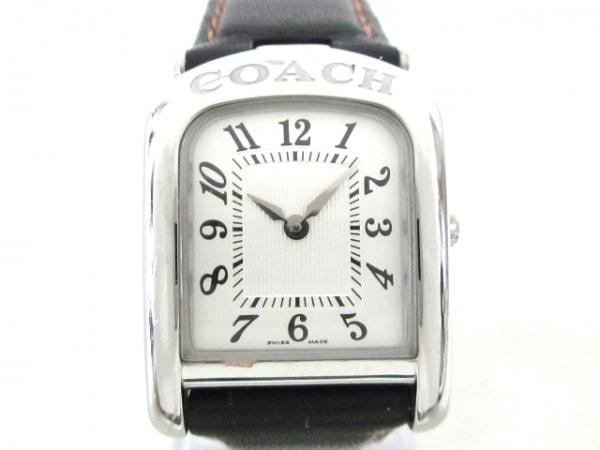 COACH(コーチ) 腕時計 W022A レディース 白