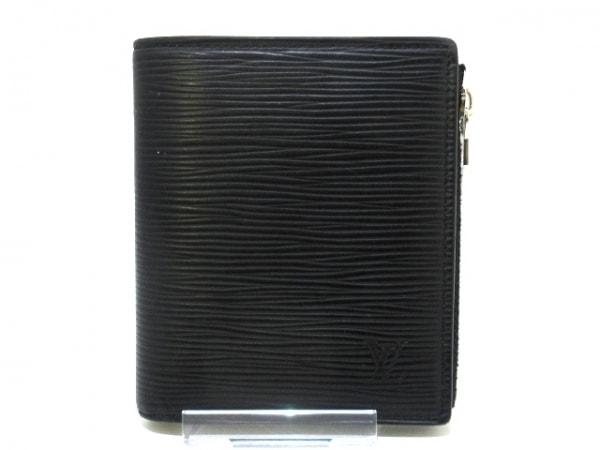 ルイヴィトン 2つ折り財布 エピ ポルトフォイユ・スマート M64007 1