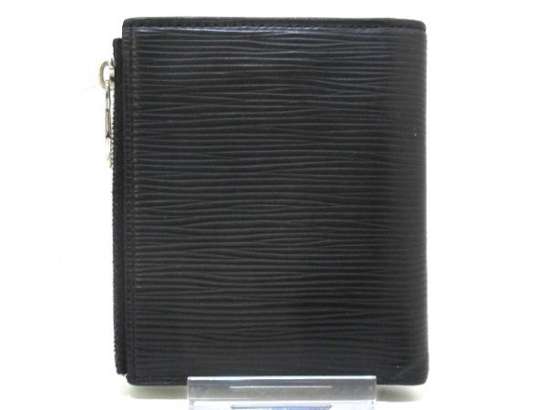 ルイヴィトン 2つ折り財布 エピ ポルトフォイユ・スマート M64007 2