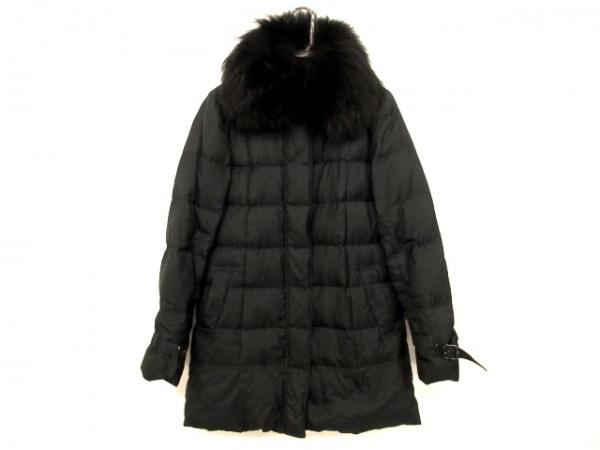 Burberry LONDON(バーバリーロンドン) ダウンコート サイズ40 L レディース 黒 冬物