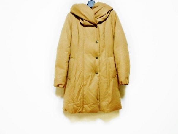 ANAYI(アナイ) ダウンコート サイズ38 M レディース ブラウン 冬物