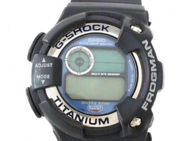CASIO(カシオ) 腕時計 G-SHOCK/フロッグマン DW-9900 メンズ ラバーベルト グレー