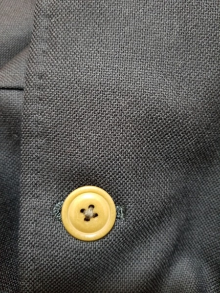 J.PRESS(ジェイプレス) ジャケット サイズ36 S メンズ美品  ダークネイビー 肩パッド
