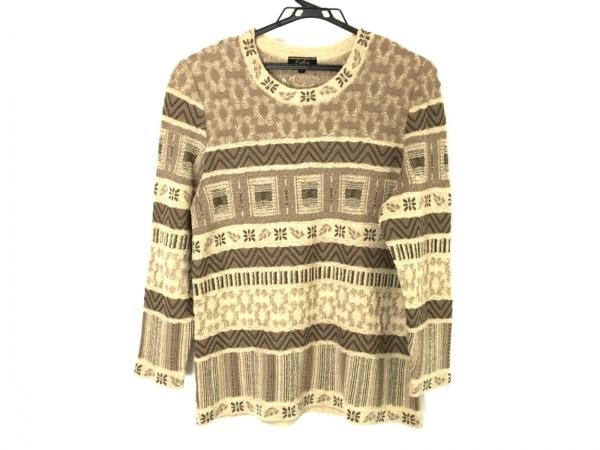 Leilian(レリアン) 長袖セーター サイズ9 M レディース 肩パッド