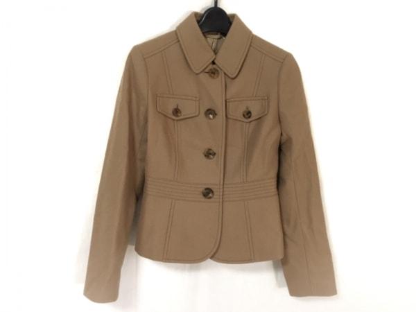 バーバリーロンドン ジャケット サイズ38 L レディース美品  ブラウン