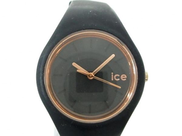 icewatch(アイスウォッチ) 腕時計 000979 レディース 黒