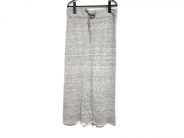 L'Appartement(アパルトモン) ロングスカート サイズF レディース美品  グレー