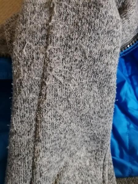 Patagonia(パタゴニア) ブルゾン サイズXL メンズ グレー 冬物