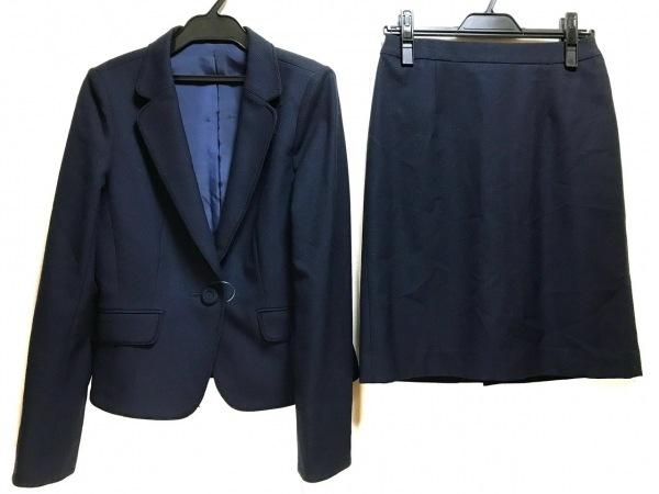 ru(アールユー) スカートスーツ サイズ9 M レディース 黒