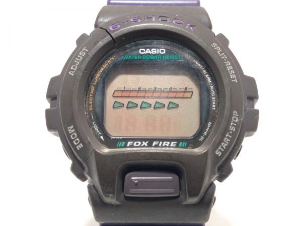 CASIO(カシオ) 腕時計 G-SHOCK DW-6630B メンズ ラバーベルト ベージュ