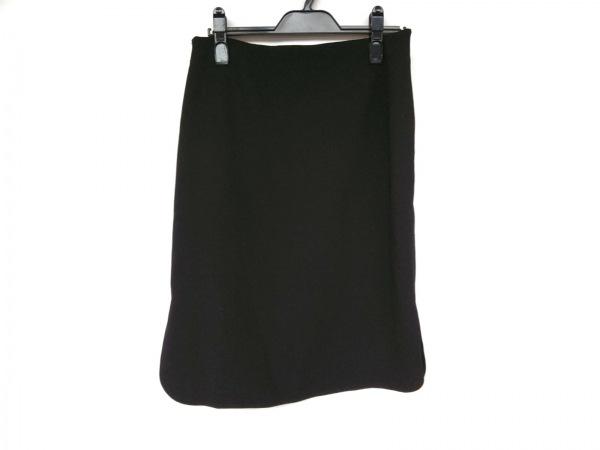 ミューズデドゥーズィエムクラス スカート サイズ38 M レディース新品同様  黒