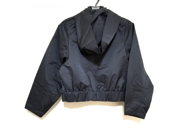 DESIGNWORKS(デザインワークス) ブルゾン サイズ38 M レディース美品  黒 春・秋物