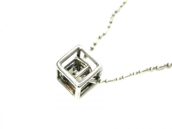 STAR JEWELRY(スタージュエリー) ネックレス美品  シルバー
