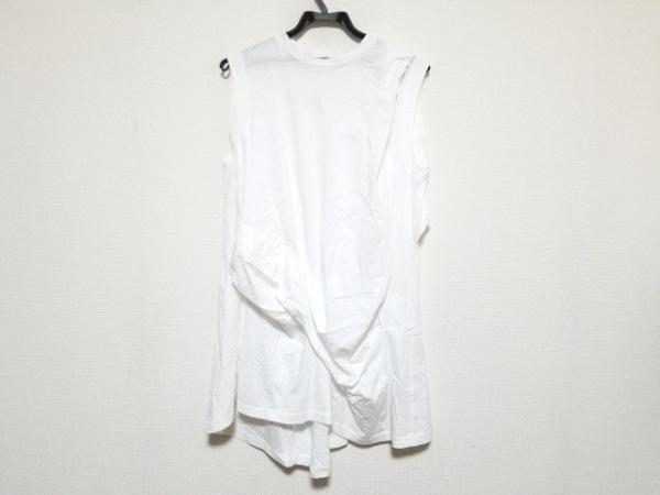 ENFOLD(エンフォルド) ワンピース サイズ38 M レディース美品  白
