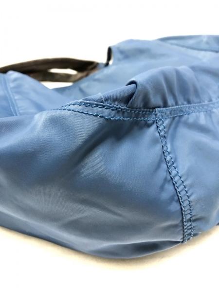 CAMPER(カンペール) ハンドバッグ ブルー×ダークブラウン×グレー For hands