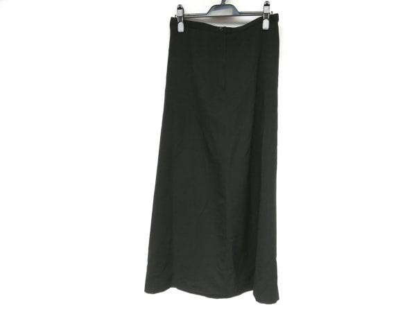トリココムデギャルソン ロングスカート サイズM レディース新品同様  黒