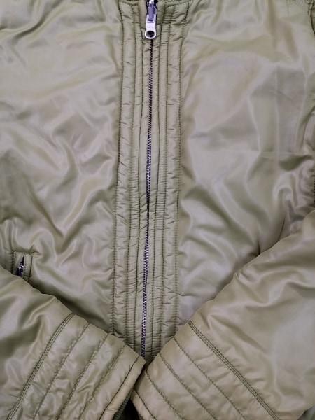 アンシャントマン ダウンジャケット サイズ40 M レディース ライトグリーン